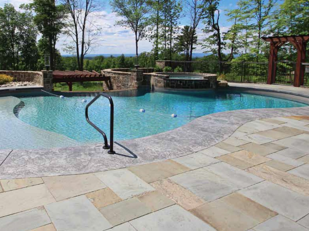 In ground swimming pool builder contractor lakeville raynham for Swimming pool center lawrence ma